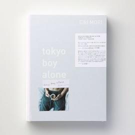 写真集『tokyo boy alone』